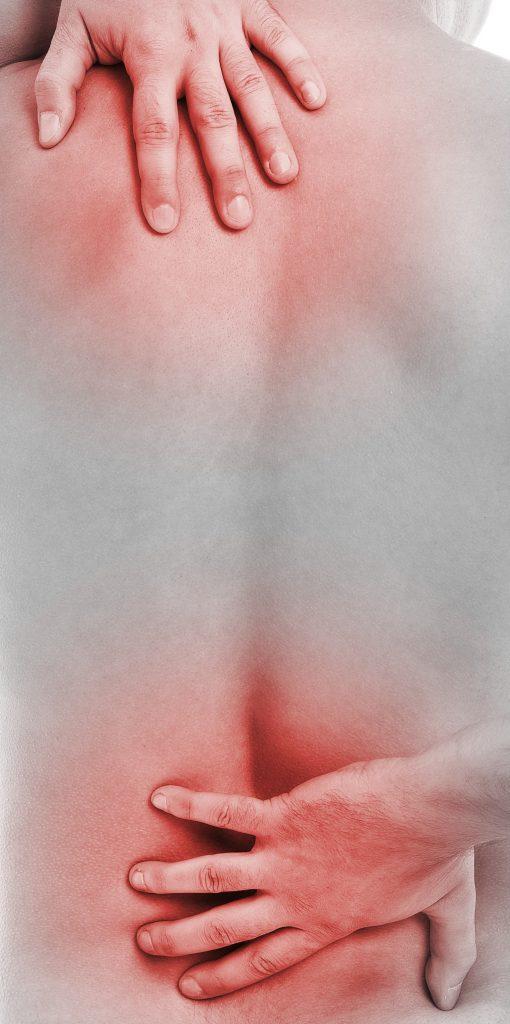 Soigner les douleurs du dos : lombaires et cervicales